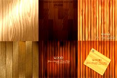 木纹肌理背景矢量素材