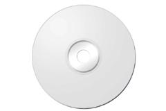 空白CD盘片PSD分层素材