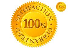 金色认证印章PSD素材