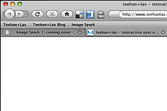 浏览器设计元素PSD分层素材