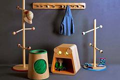 paddy原木系列儿童家具