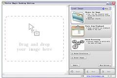 Vector Magic位图转矢量软件