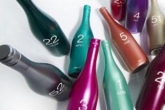 48款瓶状物品包装设计欣赏