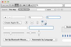 Lion浏览器界面PSD素材