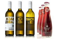 37款精致的酒瓶包装设计欣赏