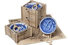 24款淡雅风格盒装产品包装设计欣