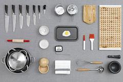 宜家餐具创意摄影欣赏