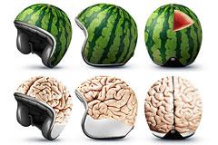11种可爱的创意头盔设计