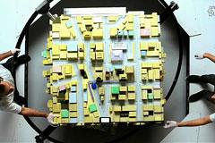 史上最Q的谷歌地图迷宫广告