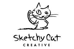 18款猫题材标志设计欣,设计欣赏