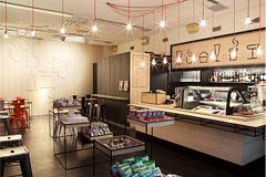 Aschan Deli快餐店品牌设计欣赏