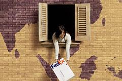 联邦快递FedEx广告欣赏