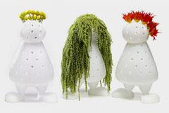 乖巧DIY创意花瓶设计欣赏