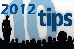 2012年给创业者的10条建议