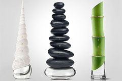 Zen香水瓶包装设计欣赏