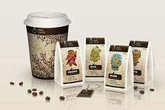 12款国外咖啡包装设计欣赏