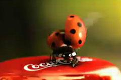 可口可乐开启幸福系列创意广告
