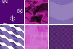 紫色�W�背景