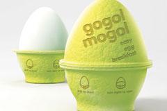 自动加热的鸡蛋包装