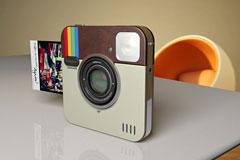 Instagram实体相机设计