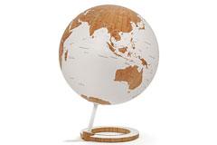 竹制地球仪设计