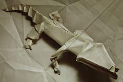 另类折纸艺术