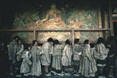 80年代的影像中国