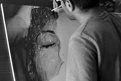 叹为观止的人物肖像铅笔画