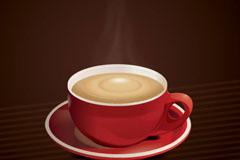 美味咖啡矢量素材