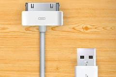 USB接口PSD素材