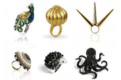 Leeora Catalan的奢华戒指设计