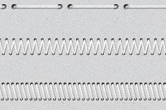 针线缝边分割线PSD素材