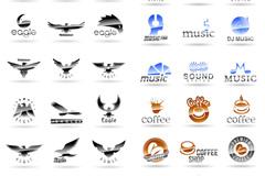 个性logo设计矢量素材