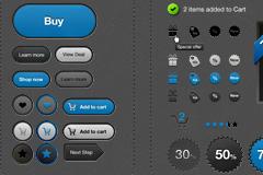 购物网站UI元素