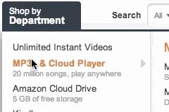 揭秘Amazon反应速度超快的下拉菜