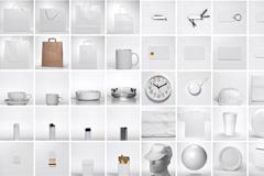 空白VI元素物品高清图片