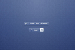 facebook专用分享按钮PSD优发娱乐