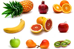 12种高清水果图片素材