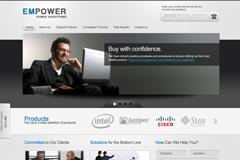 网页界面PSD素材