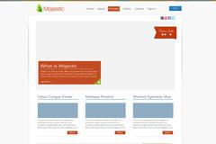 网页界面设计PSD素材