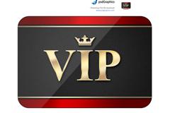 vip名片图标PSD素材
