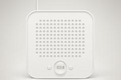 收音机图标PSD素材
