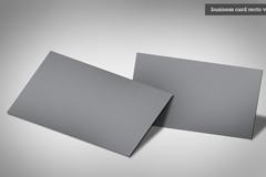 小册子模板PSD素材