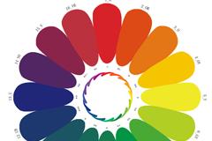 专业色环PSD素材