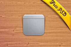苹果Magic Trackpad触控板图标PSD素材