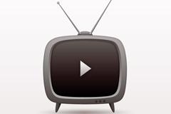 创意TV电视矢量素材