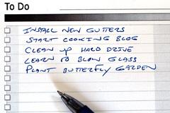 清理你的任务列表,更少内疚,更