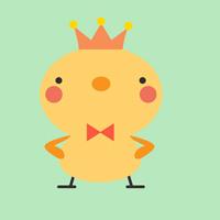 可爱儿童卡通画风格QQ头像