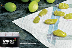 Nikol纸巾广告创意