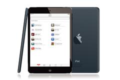苹果iPadmini矢量素材
